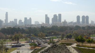 Israel, Tel Aviv, Yitzhak Rabin Center