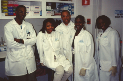 Southaven, laboratory, toxicology, Roche Biomedical