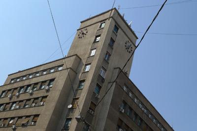 Bucureşti, Romania, Bucharest, architecture, Calea Victoriei 39, Societatea Adriatica, 1936, Monumentalist