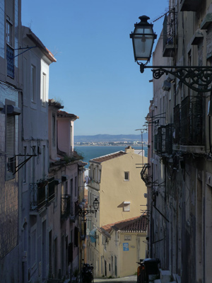 Portugal, Lisboa, guidebook research, Rick Steves, 2015