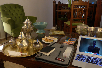Morocco, Tangier, guidebook research, Rick Steves, 2015