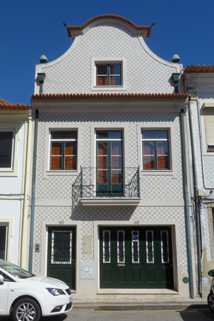 Portugal, Aveiro, architecture