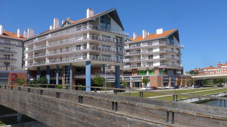Portugal, Aveiro, architecture, modern