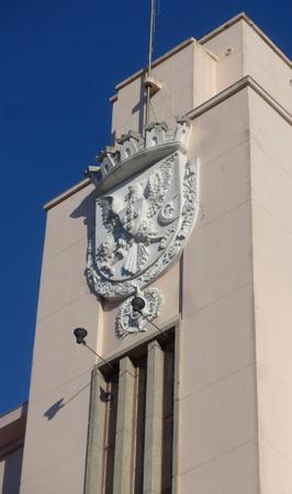 Portugal, Aveiro, architecture, Português Suave