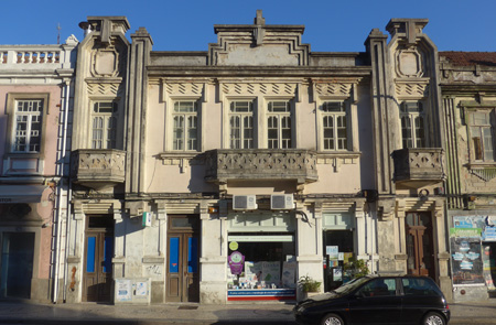 Portugal, Aveiro, architecture, Art Deco