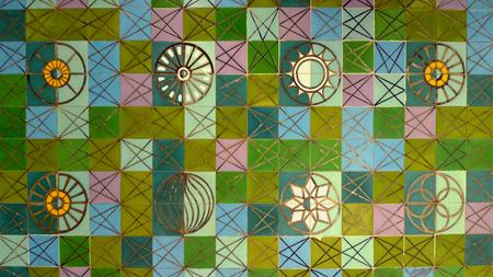 Portugal, Lisboa, Metro, subway, Rossio, tiles, azulejos, Maria Keil