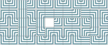 Portugal, Lisboa, Metro, subway, tiles, azulejos, linha azul, Maria Keil, Restauradores