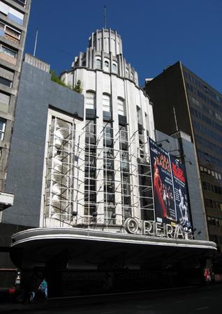 Argentina, Buenos Aires, San Nicolás, Teatro Ópera