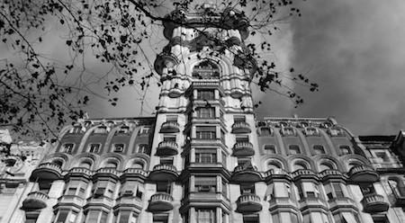 Argentina, Buenos Aires, Monserrat, Palacio Barolo