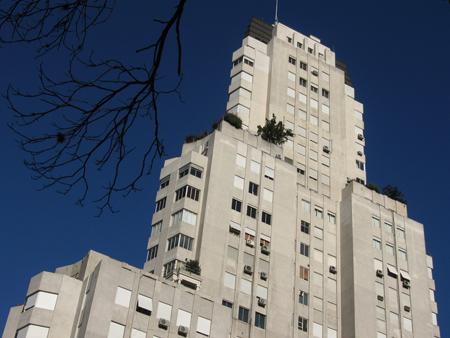 Argentina, Buenos Aires, Retiro, Edificio Kavanagh