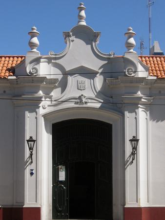 Argentina, Buenos Aires, Belgrado, Museo de Arte Español Enrique Larreta