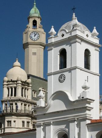 Argentina, Buenos Aires, Plaza de Mayo, Cabildo