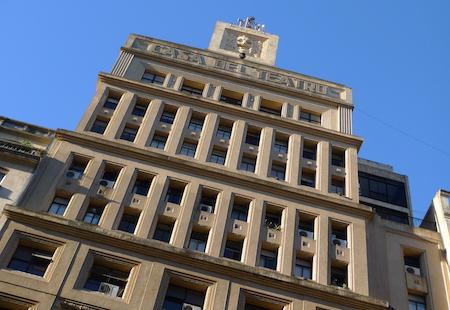 Argentina, Buenos Aires, Alejandro Virasoro, Casa del Teatro