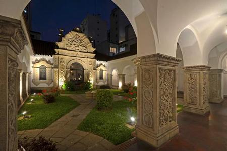 Argentina, Buenos Aires, Recoleta, Casa Museo Ricardo Rojas