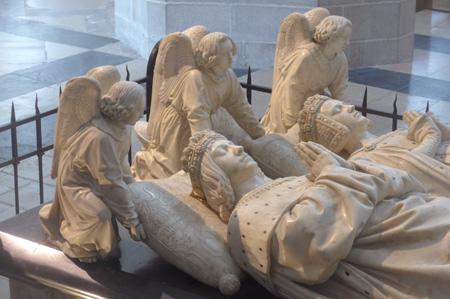 France, Nantes, Catédrale Saint-Pierre-et-Saint-Paul, François II de Bretagne, tomb