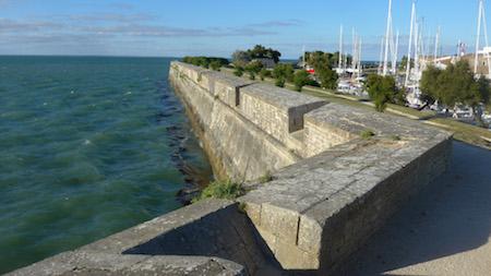 France, Île de Ré, Saint-Martin-de-Ré, citadel, Vauban, Atlantic Ocean