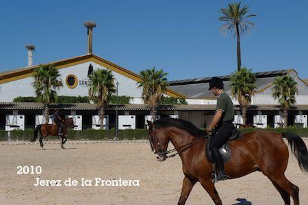 España, Spain, Jerez de la Frontera, 2010