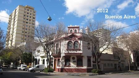 Argentina, Buenos Aires, Chacarita, 2012