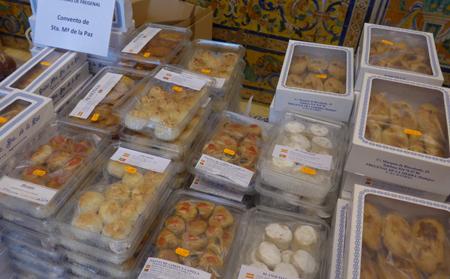 Spain, España, Christmas, Navidad, Sevilla, dulces de convento, Alcázar