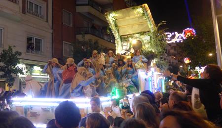 Spain, España, Christmas, Reyes Magos, Sevilla, Navidad, cabalgata