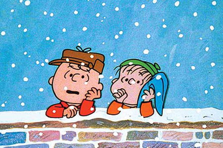 Spain, España, Christmas, Navidad, Sevilla, Charlie Brown