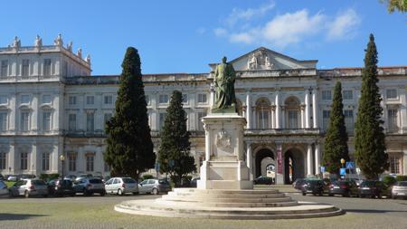 Portugal, Lisboa, Palácio da Ajuda, Dom Carlos I