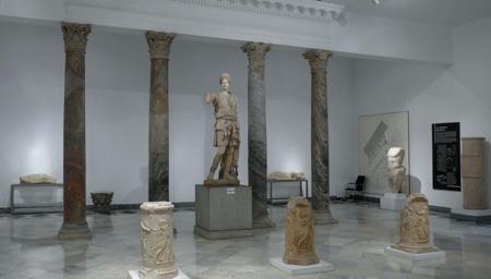 España, Sevilla, Museo Arqueólogo, Diana