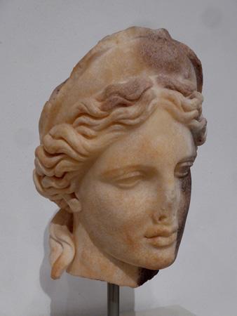España, Sevilla, Museo Arqueológo, female bust