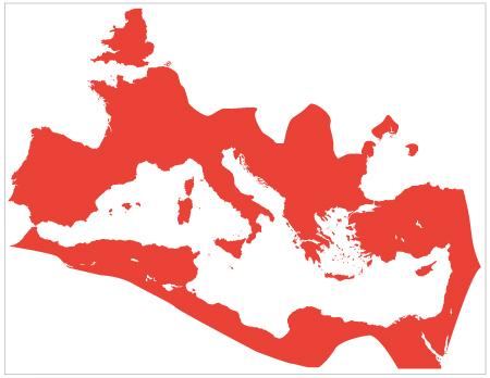 Europe, Trajan, Roman Empire
