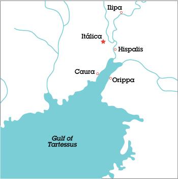España, Andalucía, Gulf of Tartessus