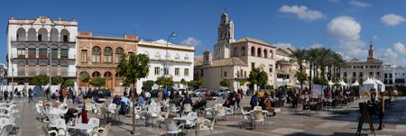 España, Spain, Andalucía, Écija, Plaza de España, Plaza del Salón
