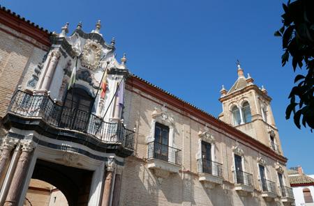 España, Spain, Andalucía, Écija, museo municipal, Palacio de Benamejí