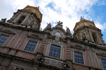 España, Spain, Sevilla, Jesuit, San Luis de los Franceses, Baroque