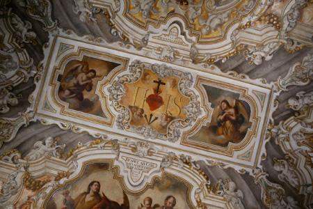 España, Spain, Sevilla, Jesuit, San Luis de los Franceses, Baroque, sacristy