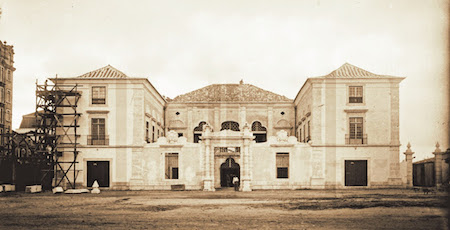Portugal, Lisboa, Palácio Galveias, Arquivo O Século