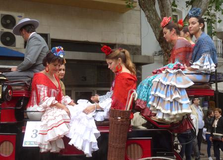 España, Spain, Andalucía, Sevilla, horse, caballo, Exhibición de Enganches