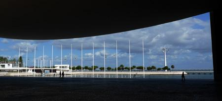 Portugal, Lisboa, Lisbon, Expo '98, Pavilhão de Portugal, Álvaro Siza Vieira