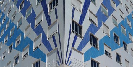 Portugal, Lisboa, Lisbon, Parque das Nações, Edifício Ecran