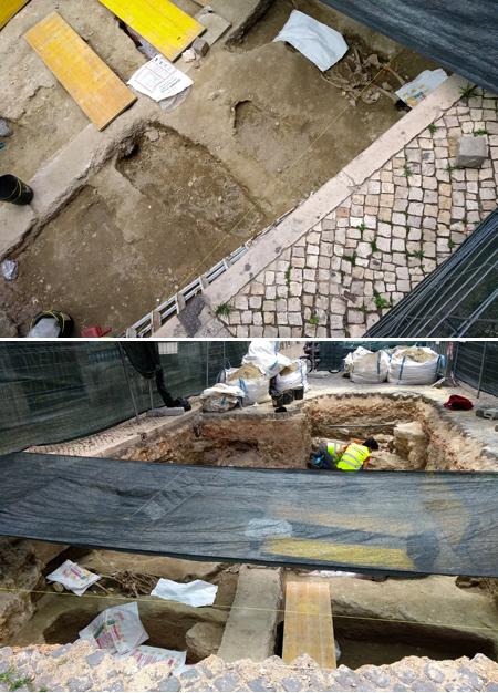Rick Steves, guidebook research, Portugal, Lisboa, arqueologia