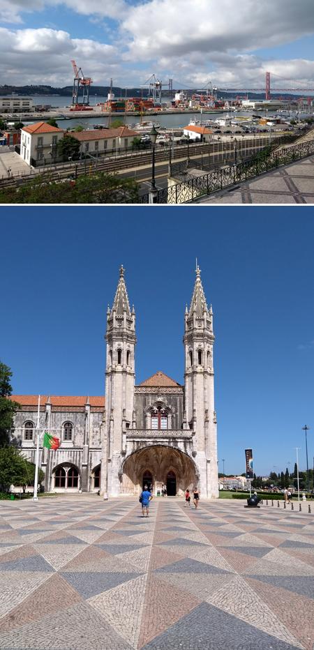 Rick Steves, guidebook research, Portugal, MNAC, Belém