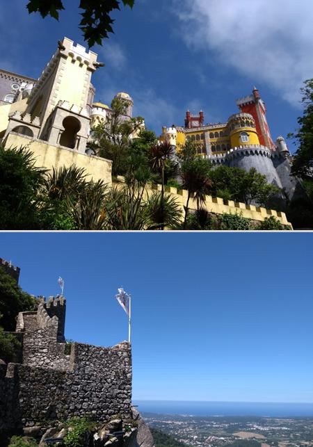 Rick Steves, guidebook research, Portugal, Sintra