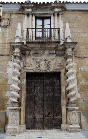 España, Andalucía, Osuna, Palacio de Govantes y Herdara
