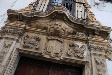 España, Andalucía, Osuna, Palacio de los Torres