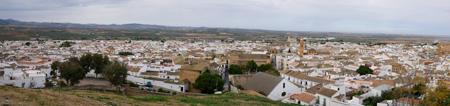 España, Andalucía, Osuna, panorama