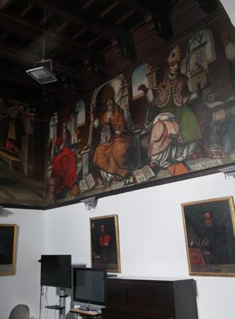 España, Andalucía, Osuna, Colegio-Universidad de la Purísima Concepción, Sala de Girona