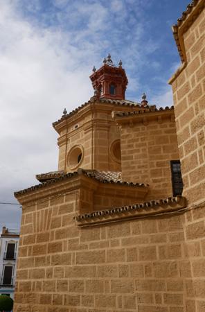 España, Andalucía, Osuna, Iglesia de Santo Domingo