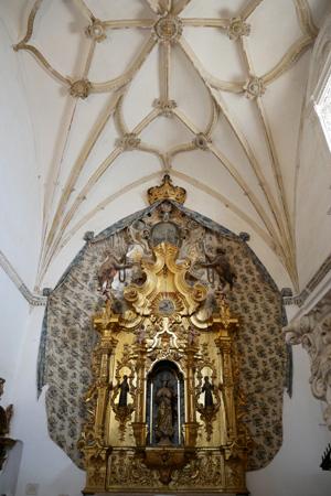 España, Andalucía, Osuna, Colegiata, church, iglesia, capilla de la Inmaculada Concepción