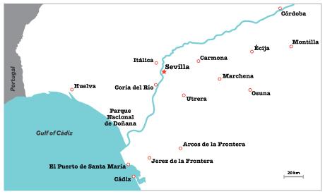 España, Spain, Sevilla, day trips
