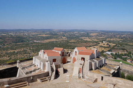 Portugal, Elvas, Forte da Graça