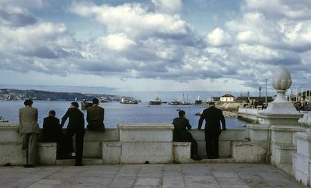 Casi das Colunas, 1950s